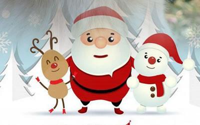 Frohe Weihnachten und alles Gute für das Jahr 2021
